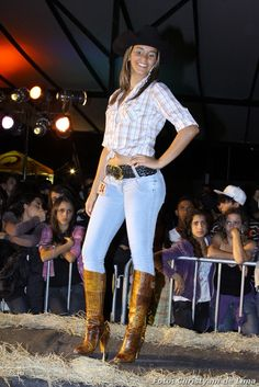 Concurso Rainha do Rodeio 2011