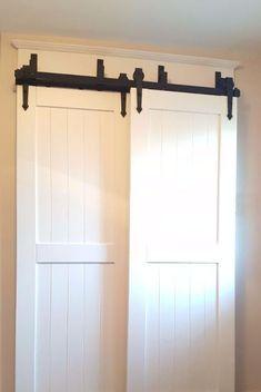 1000+ ideas about Bypass Barn Door Hardware on Pinterest | Barn ...