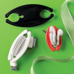 The Container Store; bobino® Cord Wraps