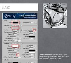 Vray V-Ray 3ds Max Glass Plus