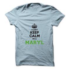 I cant keep calm Im a Maryl - #hoodie creepypasta #hoodie scarf. LIMITED TIME => https://www.sunfrog.com/Names/I-cant-keep-calm-Im-a-Maryl.html?68278