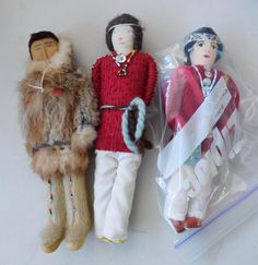 Lot: Doll Collection, Lot Number: 0170, Starting Bid: $10, Auctioneer: Helm Auction, Auction: Helm's Tribal & Native American Summer Spree, Date: September 9th, 2017 CEST