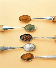 5-Spice (Gewürzmischung) 3 Tl Zimt 2 Tl schwarzer Pfeffer 2 Tl gemahlener Anis 1 Tl gemahlener Koriander 1 Tl gemahlene Nelken
