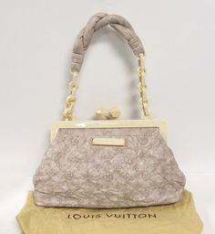 Louis Vuitton Summer 2007 Limited Edition Olympe Cirrus Shoulder Bag. Get one of the hottest styles of the season! The Louis Vuitton Summer 2007 Limited Edition Olympe Cirrus Shoulder Bag is a top 10 member favorite on Tradesy. Save on yours before they're sold out!