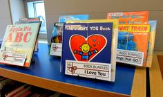 Book Bundles – A Fun Way to Boost Circulation | ALSC Blog So this is where my local public library got the idea that I then stole and used in school.