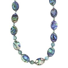 abalone/paua necklace - Google Search