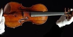 The Vieuxtemps Guarneri violin, made in 1741 by esteemed Guarneri del Gesù It's one of the last violins created by the renowned craftsman from Cremona in Italy. If it manages to sell for $18 million (£12 million) at Bein & Fushi of Chicago, it would become the most expensive musical instrument in the world. Some of the most famous names have played this violin in concert halls around the world.