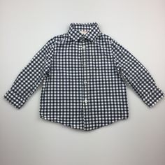 Kids' Clothing, Shoes & Accs Frugal Boys Size 9-10 Zara Check Shirt Excellent Pre Loved Condition