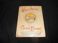 White House Cook Book 1928 Hardcover   eBay