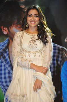 Shriya Saran Photos At Gayathri Movie Audio Launch-01