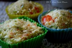 Spoon Salad and Cauli-rice Cups to Go | 24-7 Low-Carb Diner