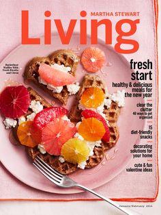 Coulda Shoulda Woulda: Martha Stewart Living Magazine February 2014