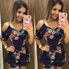 """877 Likes, 18 Comments - """"Fuja do básico e surpreenda"""" (@moda.max) on Instagram: """"Estampa mais linda da vida Com a linda @brunavslima Compre pelo Wapp 12988487255 Loja 1 - Av…"""""""