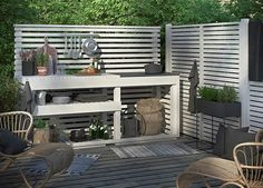 Jabo Outdoor Kitchen Horizont White Although ancient inside idea, a pergola continues to be enduring Simple Outdoor Kitchen, Build Outdoor Kitchen, Outdoor Kitchen Design, Outdoor Cooking, Patio Design, Outdoor Kitchens, Kitchen Modern, Small Outdoor Patios, Rustic Outdoor