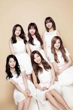 Apink for Brand New Days Kpop Girl Groups, Korean Girl Groups, Kpop Girls, Korean Best Friends, Apink Naeun, Pink Panda, Brand New Day, Eun Ji, Pretty Asian
