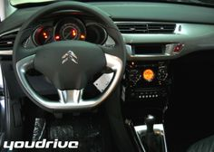 Interni Citroen C3 www.youdrivecars.it