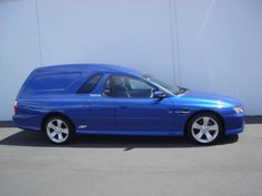 Holden VZ SS Panelvan Holden Australia, Aussie Muscle Cars, Holden Commodore, Cars Motorcycles, Cool Cars, Dream Cars, Wheels, Delivery, Vans
