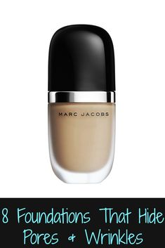 #marcjacobs makes a foundation that's TO DIE FOR! See our other picks to fight those first signs of aging #beauty #makeup