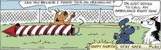 Dogs of C-Kennel on Gocomics.com