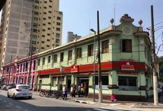 Washington Luis street, Sao Paulo