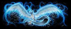 Articuno Legendary Pokemon Fan Art (The Ice of Sky by Lina17Inverse.deviantart.com on @DeviantArt)