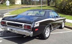 1973 Plymouth Duster #growmuscle