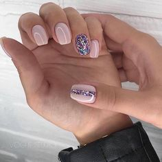 In summer, there is an opportunity to show the brightest and most unusual ideas on your nails Summer manicures are the basis for a good mood Correct selection of nail design can really improve mood and enhance selfconfidence Summer nails need no re - n Nail Manicure, Toe Nails, Pink Nails, Glitter Nails, Gel Pedicure, Glitter Gif, French Pedicure, Coffin Nails, Nagellack Design