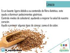 Asegúrate de incluir este grano en tu dieta diaria.  #linaza #nutricion #dieta