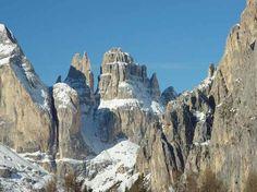 Le Torri del Vajolet. #Dolomiti. #Trentino