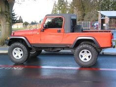 Jeeps with truck cabs - Pirate4x4.Com : 4x4 and Off-Road Forum