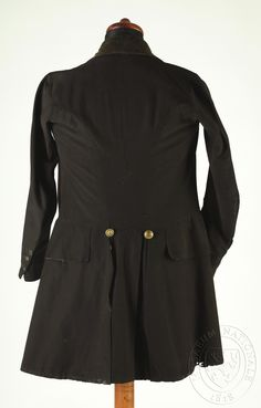 coat allegedly worn by Josef Kajetán Tyl, first half of the 19th century