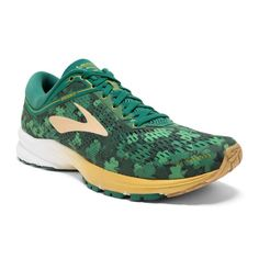 The luckiest shoes of the year so far were released on March 1 by Brooks  Running. 6e4776a6e
