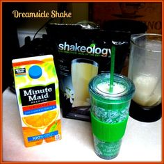 dreamsicle vanilla shakeology