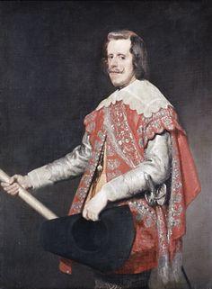 'Philip IV, King of Spain'. Diego Rodrigeuz De Silva Y Velazquez. 1644-60. #dulwichpicturegallery #art #gallery #dulwich #paintings