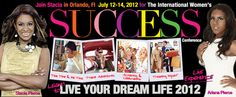 Click here to learn more and register for the Womens Success Conference 2012
