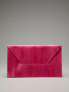 XL Envelope Clutch on Gilt!