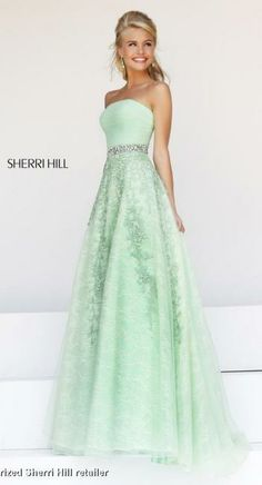 #sherrihill #prom #dresses @Terry Song Song Costa