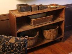 Primitive Shelf - A Primitive Place Magazine