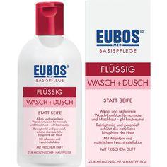 EUBOS FLÜSSIG rot m.frischem Duft:   Packungsinhalt: 200 ml Flüssigkeit PZN: 02474771 Hersteller: Dr.Hobein (Nachf.) GmbH Preis: 3,92 EUR…