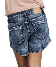 One Teaspoon Cobain Outlaws Shorts
