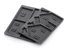 3-pc. Gingerbread House Mold by Chef's Toolbox by Chef's Toolbox at Cooking.com