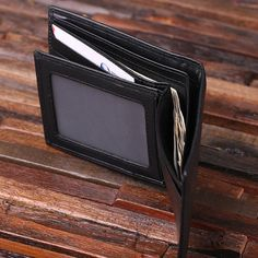 The wallet, a staple in a man's life.  Not having a good one could be argued as being a larger void than a pinky toe.  As is, men often go years without observi