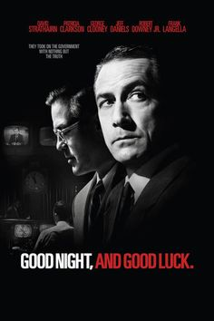 Good Night, and Good Luck Movie (2005)
