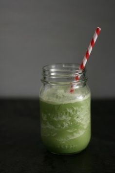 Matcha Smoothie    Delicious and very flexible. The Matcha is such a great addition!