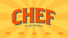 """Chef"" Title Sequence This title sequence is inspired by the movie ""Chef"" directed by Jon Favreau. The goal and challenge are not only to use motion graphics to tell an upbeat story of the film but also to take advantage of the design elements to create a smooth movements guiding audiences to merge into the music and the animation.    This motion graphics work is designed for the class ""Motion Graphic 1"" in 2016 spring. Students need to pick a movie, create a relative visual style of the ..."