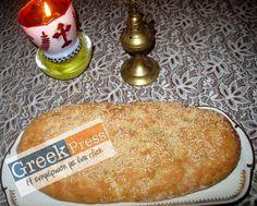 Λαγάνα:Το ψωμί της Καθαράς Δευτέρας Dairy, Bread, Cheese, Food, Brot, Essen, Baking, Meals, Breads