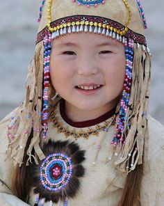 Yukagir child, East Siberia © Sarah Corbett