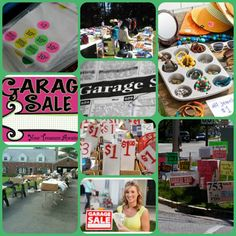 How to Have a Successful Garage Sale  #TodaysEveryMom