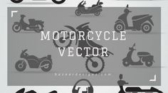 motorcycle-vector Motorcycle Icon, Motorcycle Posters, Vector Graphics, Vintage, Vintage Comics