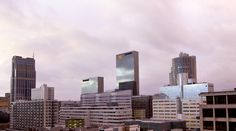 Rotterdam view from the office